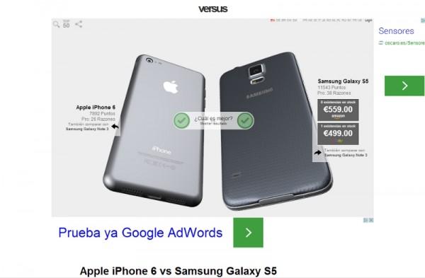 versus-comparacion