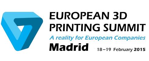 european 3d printing summit