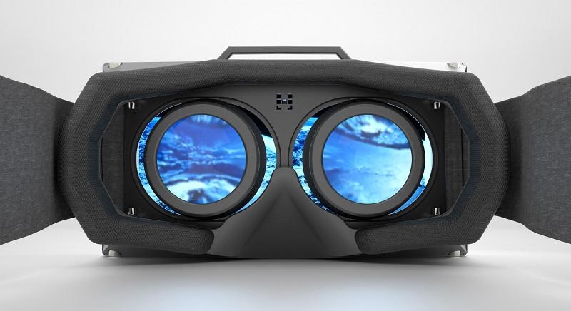 Visores comerciales de Realidad Virtual. Image 1 of 18. Oculus Rift DK2 visión