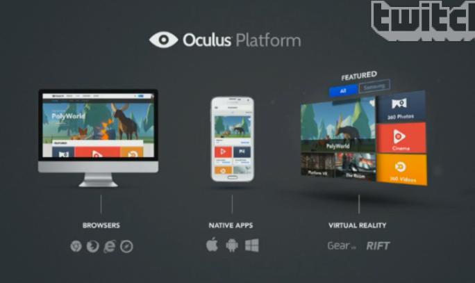oculus platform