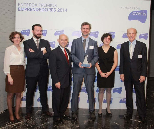 Premio_emprendedores_FundacionEveris_2014