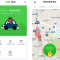 Line se lanza al mundo del taxi