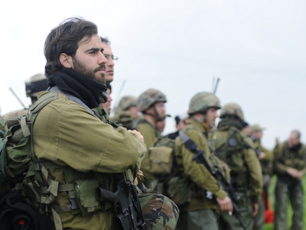 israel-servicio-militar