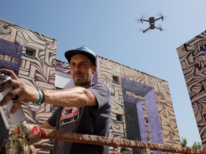 dron-dji-grafiti