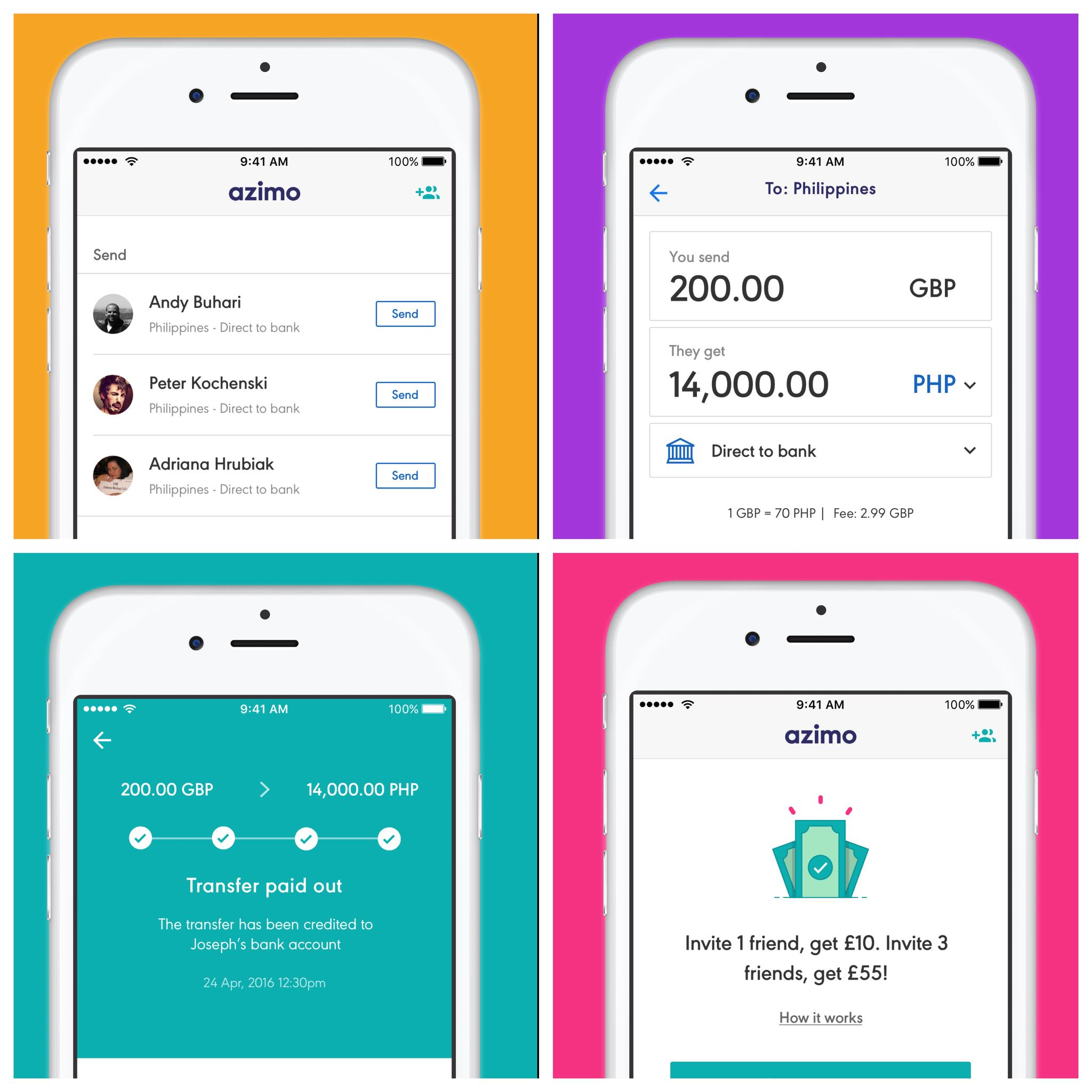 azimo-app