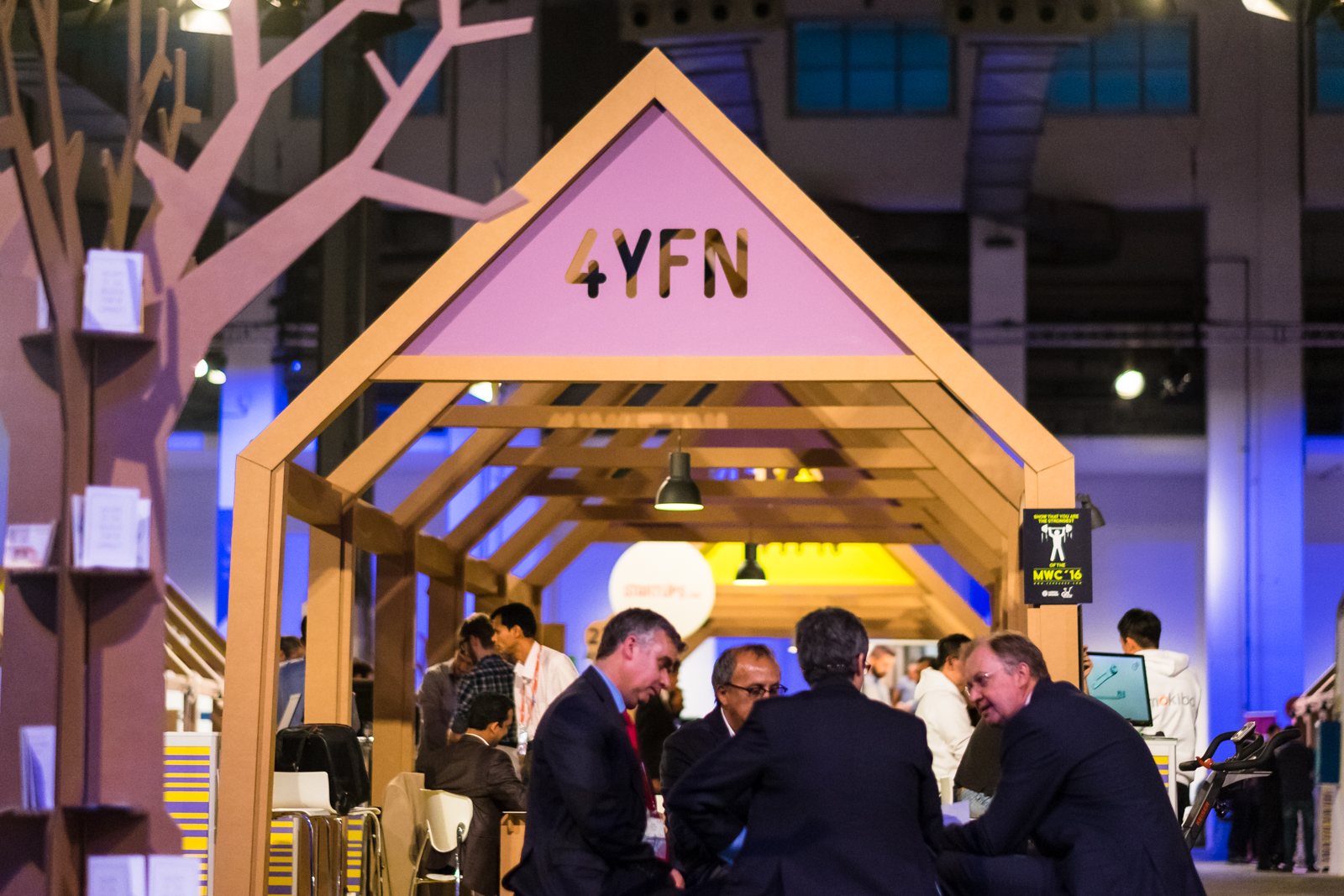 4YFN 2016 - Day 2 - Image ©Dan Taylor/Heisenberg Media For bookings contact - dan@heisenbergmedia.com or +447821755904