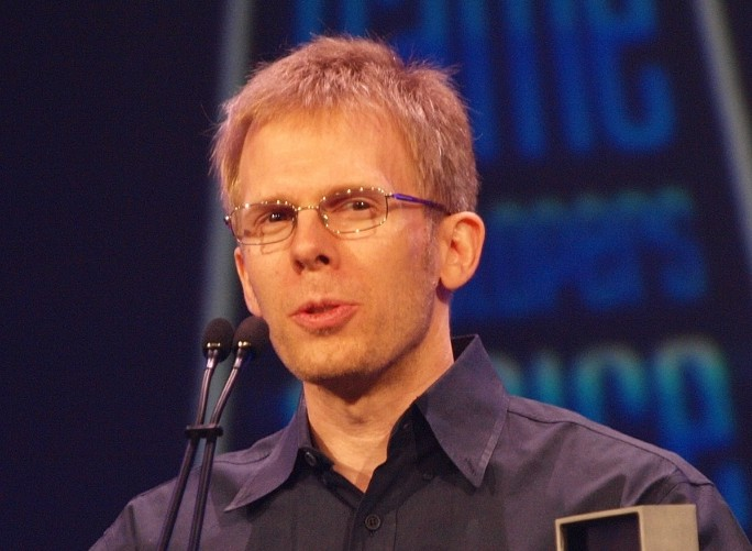 John Carmack Game Developers Choice Awards @ GDC 2010 CC BY 2.0
