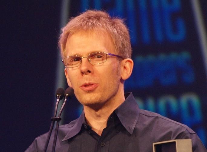 John Carmack Game Developers Choice Awards @ GDC 2010 CC BY 2.0