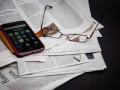 media smartphone periodico