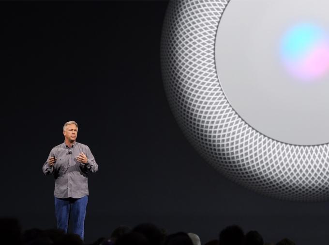 Phil Schiller anuncia HomePod