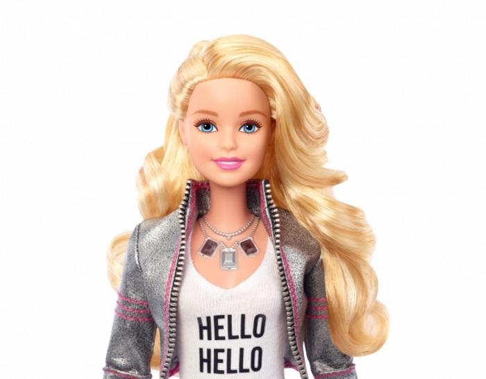 Barbie Hello | Imagen: Mattel