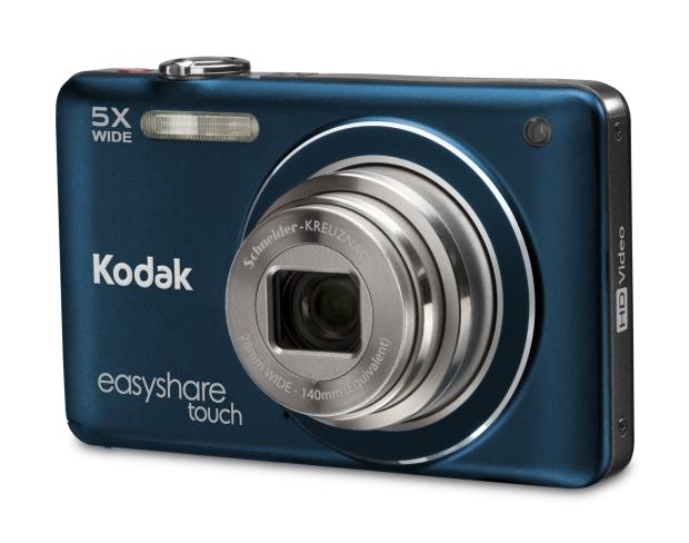 Kodak EasyShare Touch, una táctil al acceso de cualquiera