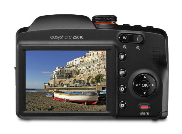 Kodak Easyshare Z5010, más profesional que nunca
