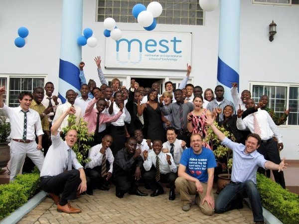Meltwater Entrepreneurial School of Technology (MEST)